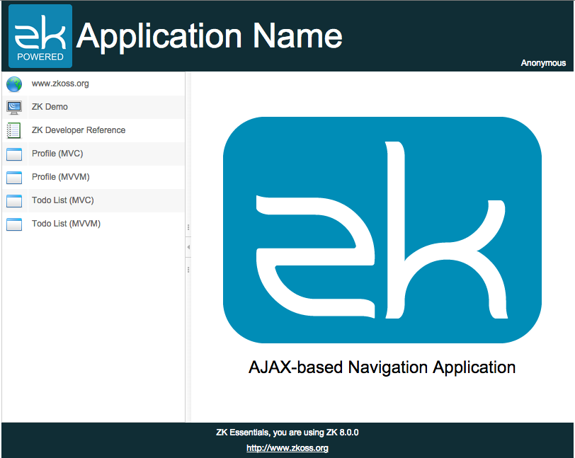 6  Navigation and Template |